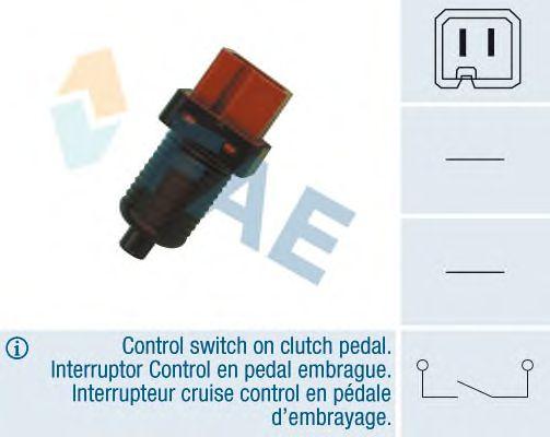 Выключатель фонаря сигнала торможения FAE 24880