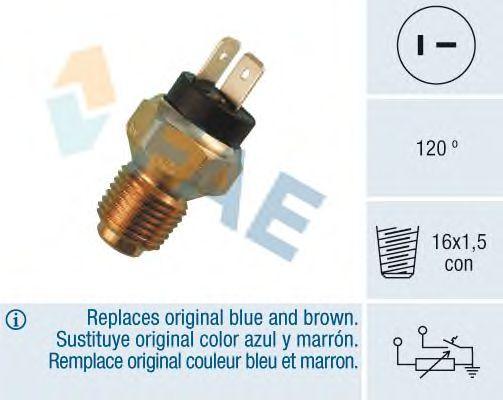 Датчик температуры охлаждающей  жидкости FAE 34060