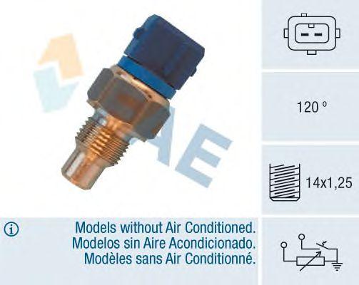 Датчик температуры охлаждающей жидкости / головки цилиндра FAE 34460