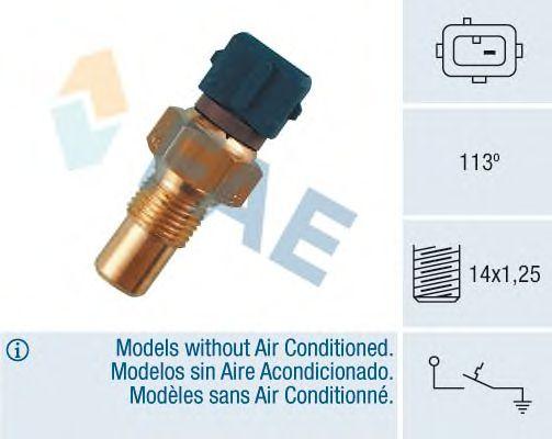 Датчик температуры охлаждающей жидкости FAE 35600