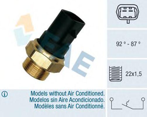 Датчик включения вентилятора FAE 37220