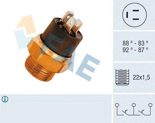 Датчик включения вентилятора FAE 37800