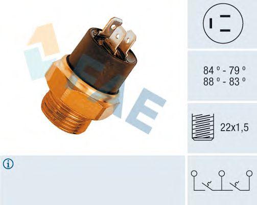 Датчик включения вентилятора FAE 37810