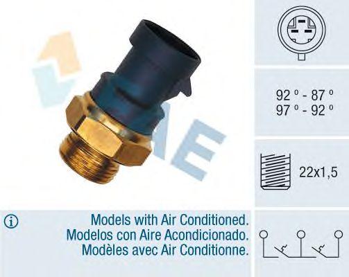 Датчик включения вентилятора FAE 37910