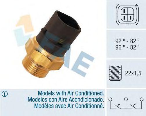 Датчик включения вентилятора FAE 37980