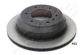 Тормозной диск ASHIKA 61-0H-H11