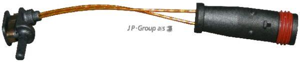 Датчик, износ тормозных колодок JP GROUP 1397300500