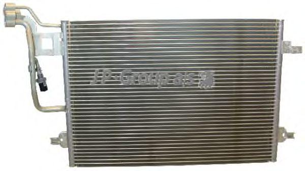 Радиатор кондиционера JP GROUP 1127200300