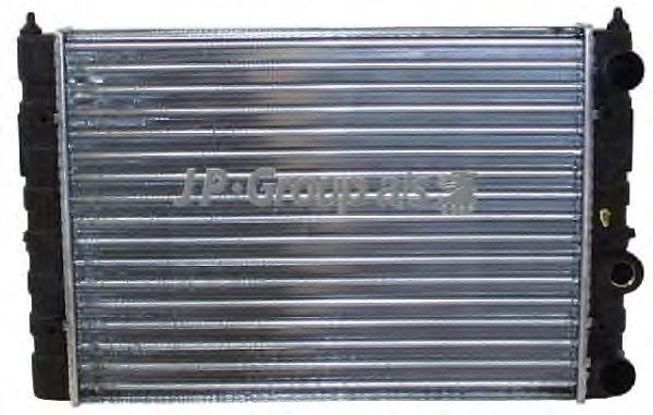 Радиатор, охлаждение двигателя JP GROUP 1114200700