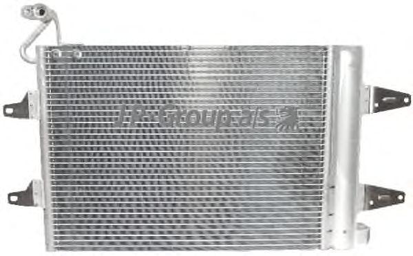 Радиатор кондиционера JP GROUP 1127200800