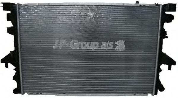 Радиатор, охлаждение двигателя JP GROUP 1114207600