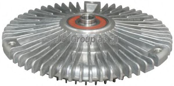 Вязкостная муфта вентилятора охлаждения JP GROUP 1314901400