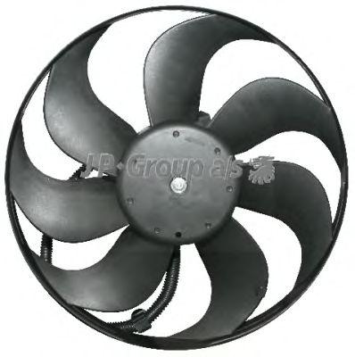 Электродвигатель вентилятора радиатора JP GROUP 1199104000