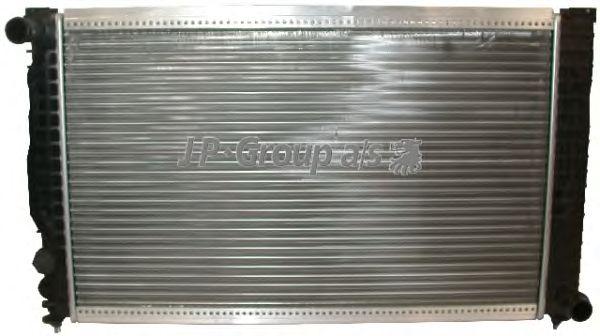 Радиатор, охлаждение двигателя JP GROUP 1114204300