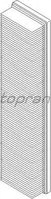 Воздушный фильтр TOPRAN 722 129
