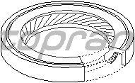 Сальник дифференциала TOPRAN 722 331