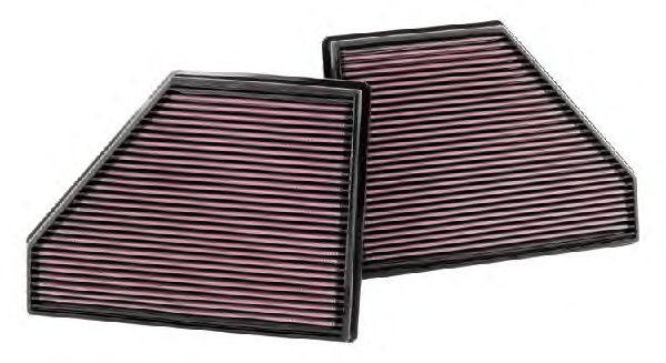 Воздушный фильтр K&N Filters 33-2407