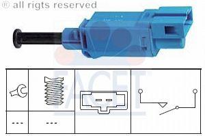 Выключатель FACET 7.1142 (фонарь сигнала торможения, привод сцепления)