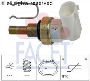 Датчик температуры охлаждающей жидкости (ДТОЖ) FACET 7.3360