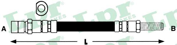 Тормозной шланг LPR 6T46205