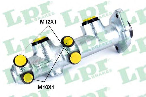 Главный тормозной цилиндр LPR 1122