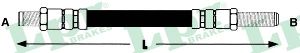 Тормозной шланг LPR 6T46138