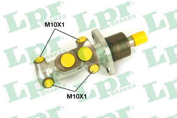 Главный тормозной цилиндр LPR 1195