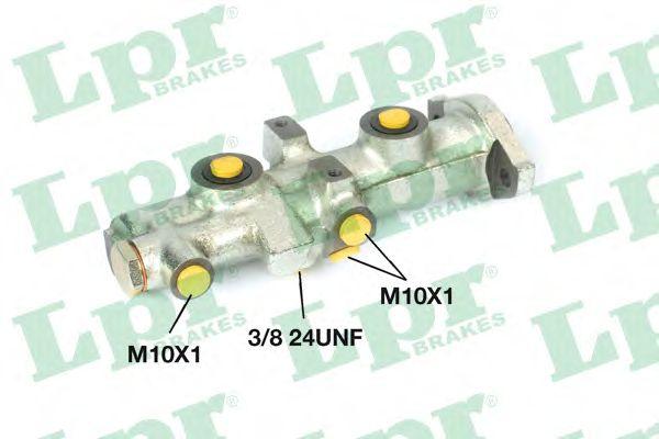Главный тормозной цилиндр LPR 1244