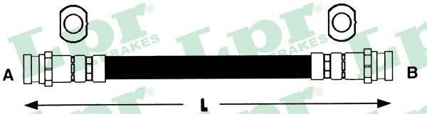 Тормозной шланг LPR 6T47916