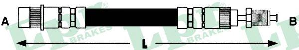 Тормозной шланг LPR 6T46007
