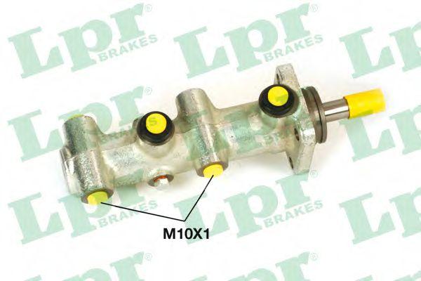 Главный тормозной цилиндр LPR 6767