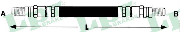 Тормозной шланг LPR 6T46214