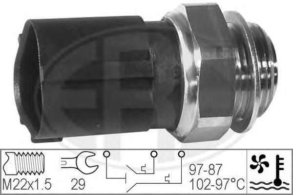 Датчик включения вентилятора ERA 330230