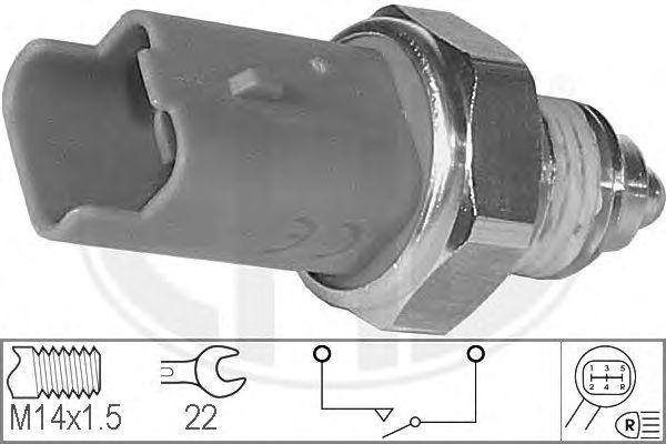 Выключатель ERA 330681 (фонарь сигнала торможения, фара заднего хода)