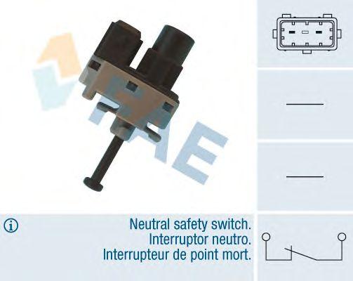 Выключатель фонаря сигнала торможения FAE 24850