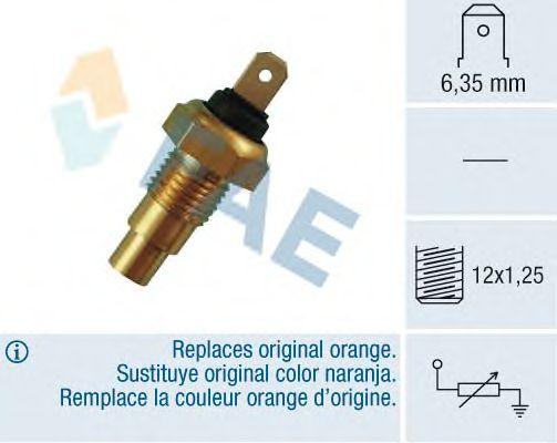 Датчик температуры охлаждающей  жидкости FAE 31520