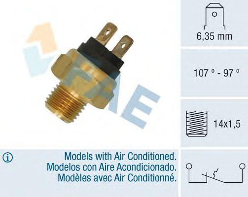 Датчик включения вентилятора FAE 36030