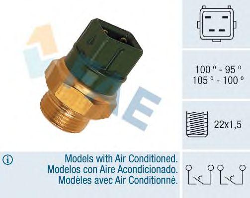 Датчик включения вентилятора FAE 38010