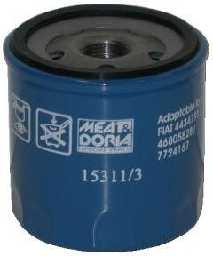 Масляный фильтр MEAT & DORIA 15311/3