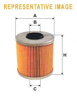 Топливный фильтр WIX FILTERS WF8405