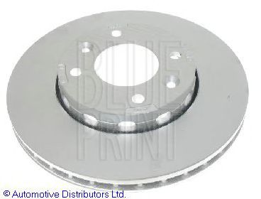 Тормозной диск BLUE PRINT ADG04372