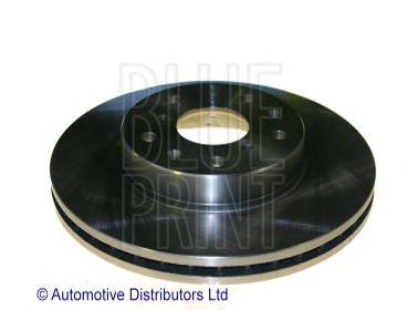 Тормозной диск BLUE PRINT ADK84326