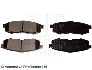 Тормозные колодки BLUE PRINT ADM54292