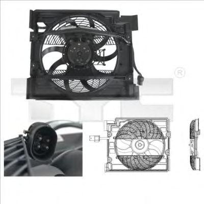 Вентилятор охлаждения TYC 803-0006