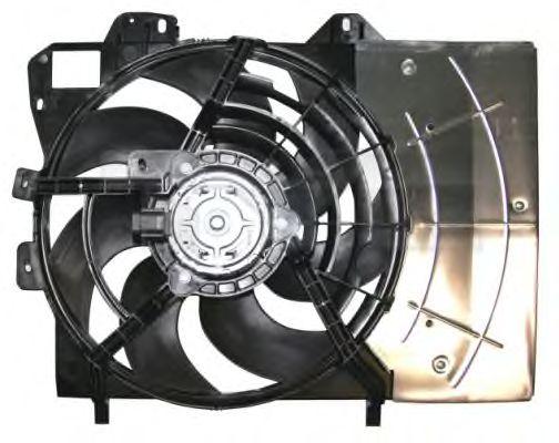 Вентилятор охлаждения TYC 805-0011