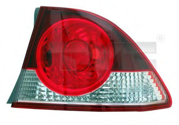 Задний фонарь TYC 11-0977-01-2