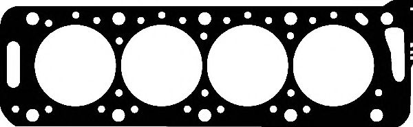 Прокладка головки блока цилиндров (ГБЦ) CORTECO 414423P
