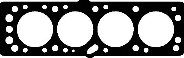 Прокладка головки блока цилиндров (ГБЦ) CORTECO 414668P