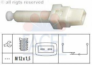 Выключатель фонаря сигнала торможения FACET 7.1015
