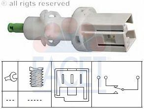 Выключатель FACET 7.1069 (фонарь сигнала торможения, привод сцепления)